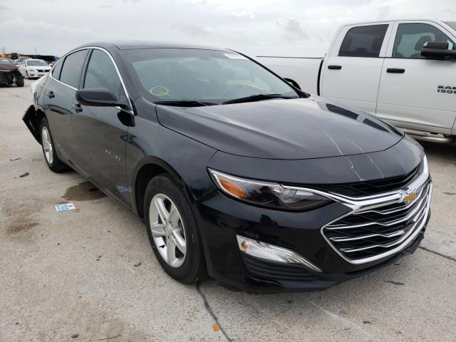 Salvage cars for sale from Copart New Orleans, LA: 2020 Chevrolet Malibu LS