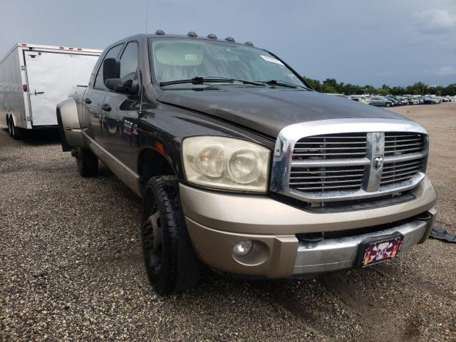 Salvage cars for sale from Copart Orlando, FL: 2009 Dodge RAM 3500