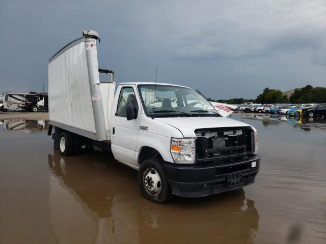 Salvage cars for sale from Copart Orlando, FL: 2021 Ford Econoline