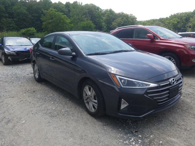 Salvage cars for sale at Finksburg, MD auction: 2020 Hyundai Elantra SE