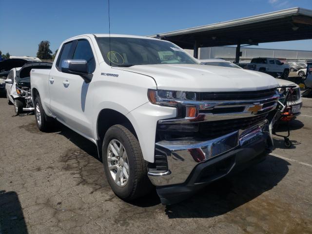 Salvage cars for sale from Copart Hayward, CA: 2020 Chevrolet Silverado
