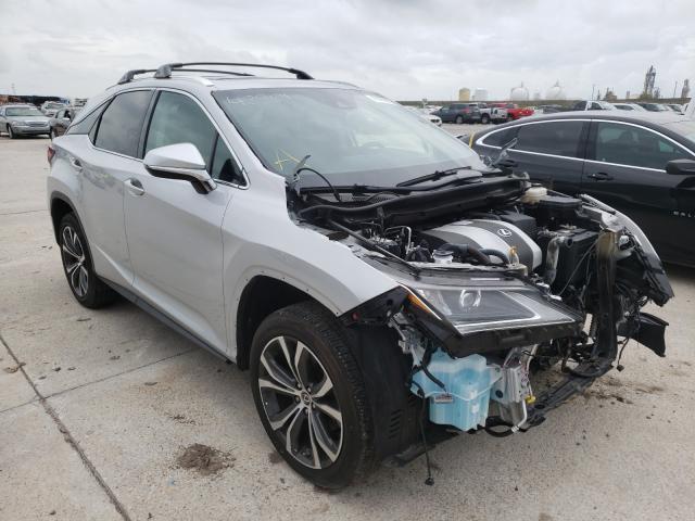 Vehiculos salvage en venta de Copart New Orleans, LA: 2018 Lexus RX 350 Base