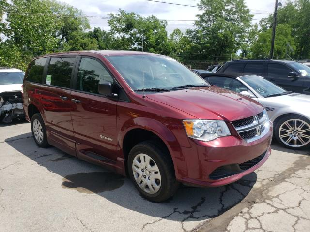 Salvage cars for sale from Copart Marlboro, NY: 2019 Dodge Grand Caravan