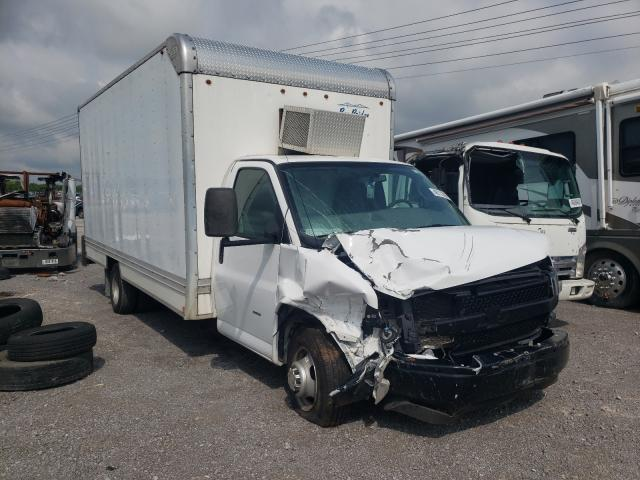 Salvage cars for sale from Copart Lebanon, TN: 2018 Chevrolet Express G3