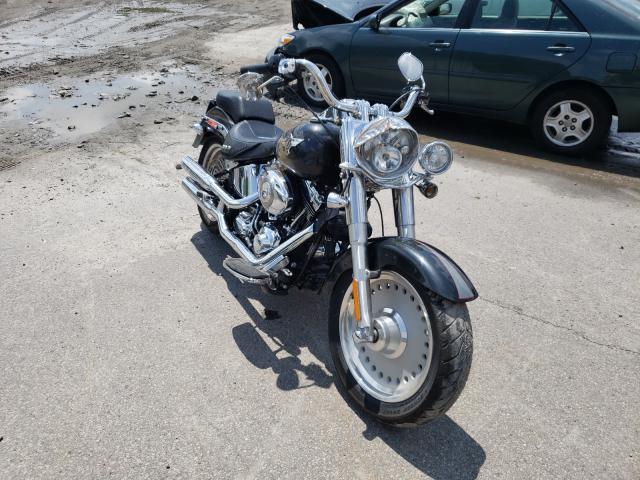 Vehiculos salvage en venta de Copart Duryea, PA: 2008 Harley-Davidson Flstf