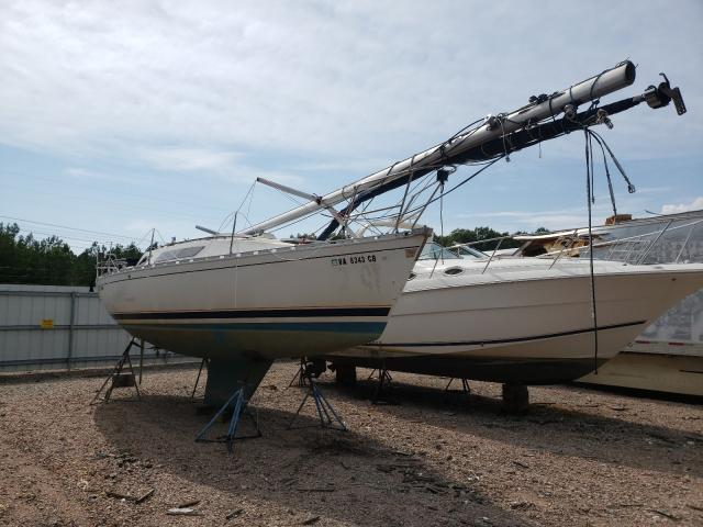 Salvage boats for sale at Charles City, VA auction: 1985 Bene TRE1130