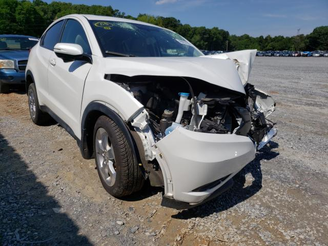 Salvage cars for sale from Copart Gastonia, NC: 2017 Honda HR-V EX