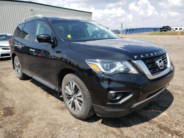 Vehiculos salvage en venta de Copart Rocky View County, AB: 2017 Nissan Pathfinder