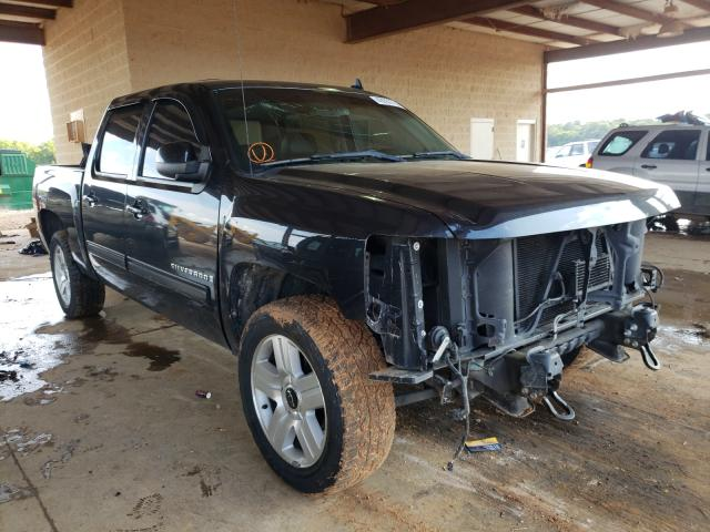 Salvage cars for sale from Copart Tanner, AL: 2009 Chevrolet Silverado