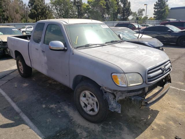 Salvage cars for sale from Copart Rancho Cucamonga, CA: 2002 Toyota Tundra ACC