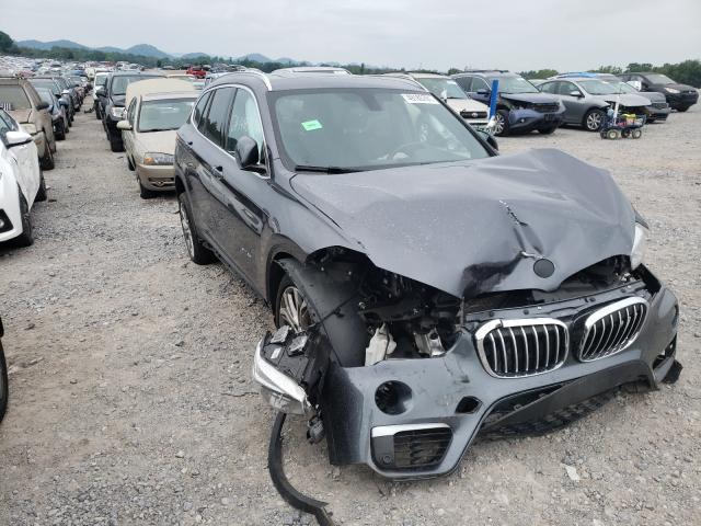 2017 BMW X1 XDRIVE2 WBXHT3Z36H4A54549