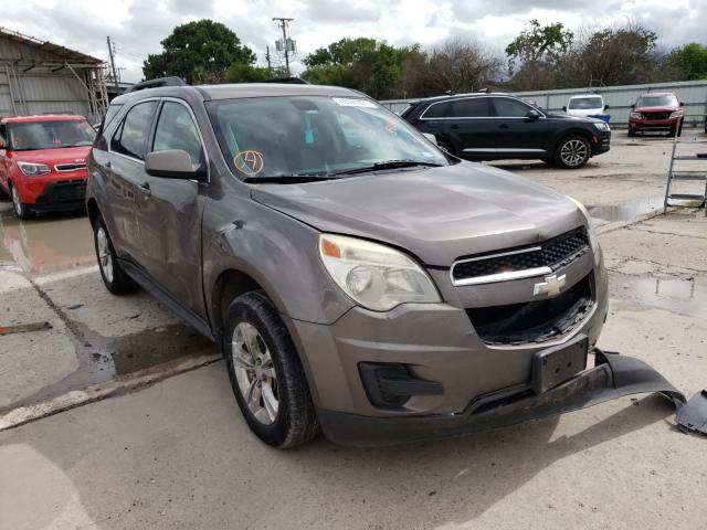 Salvage cars for sale from Copart Corpus Christi, TX: 2011 Chevrolet Equinox LT