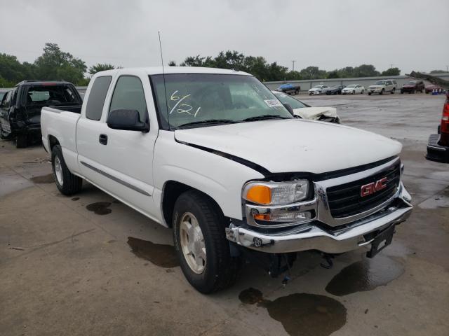 Vehiculos salvage en venta de Copart Wilmer, TX: 2006 GMC New Sierra