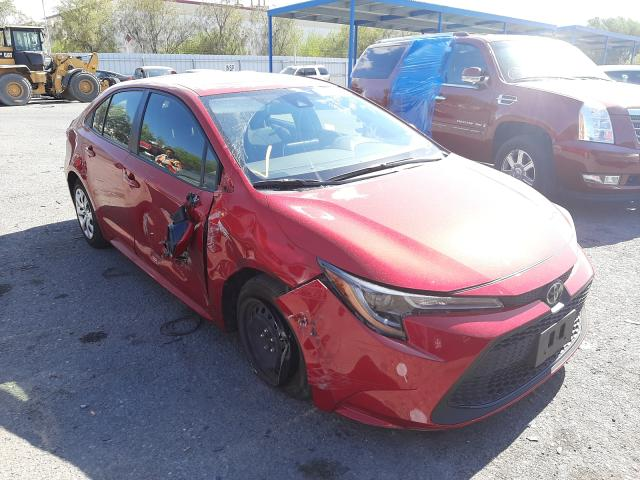 Salvage cars for sale from Copart Las Vegas, NV: 2021 Toyota Corolla LE