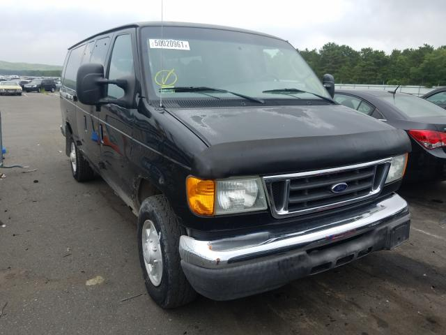 Ford Econoline salvage cars for sale: 2004 Ford Econoline