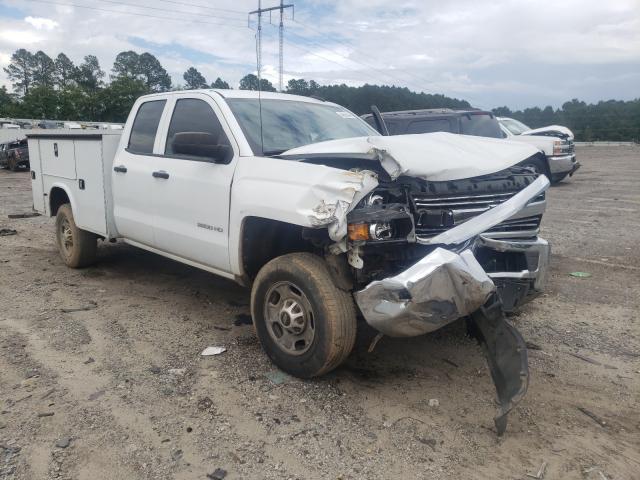 Salvage cars for sale from Copart Loganville, GA: 2016 Chevrolet Silverado