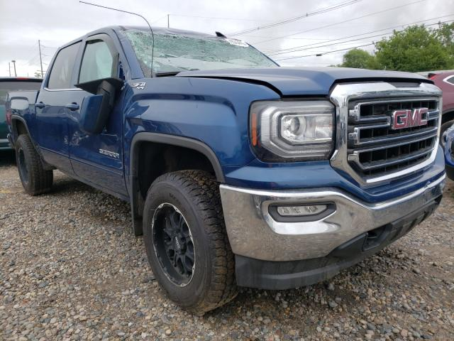 Salvage cars for sale from Copart Lansing, MI: 2016 GMC Sierra K15