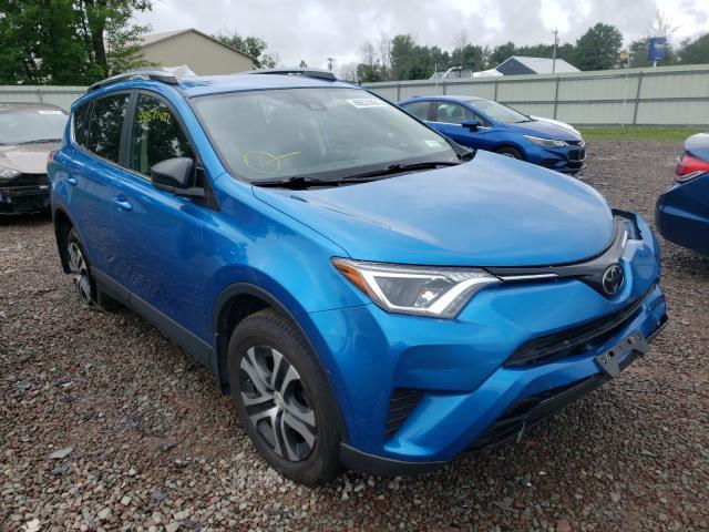 2017 Toyota Rav4 Le 2.5L, VIN: JTMBFREV5HJ704880, аукцион: COPART, номер лота: 48521451