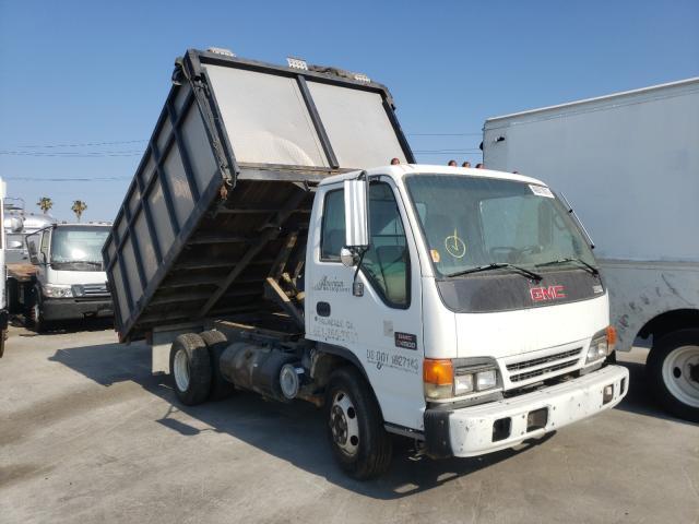GMC Vehiculos salvage en venta: 2003 GMC W4500 W450