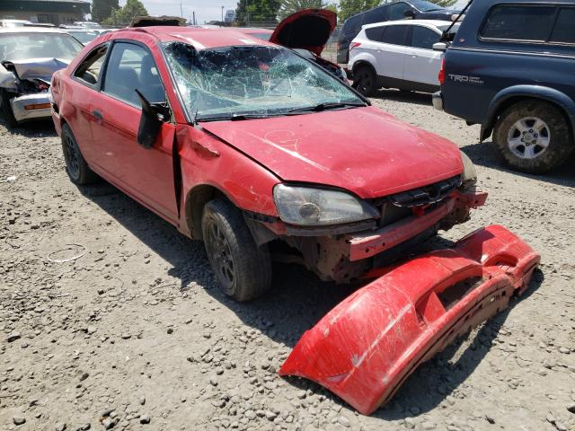 Salvage cars for sale from Copart Eugene, OR: 2001 Honda Civic LX