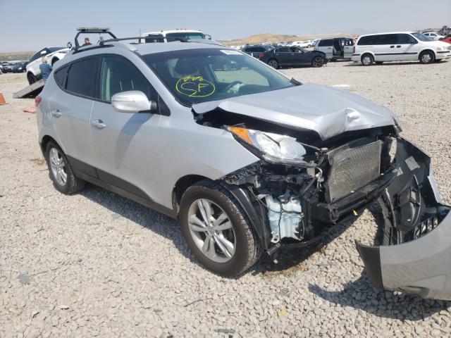 Hyundai Tucson salvage cars for sale: 2012 Hyundai Tucson