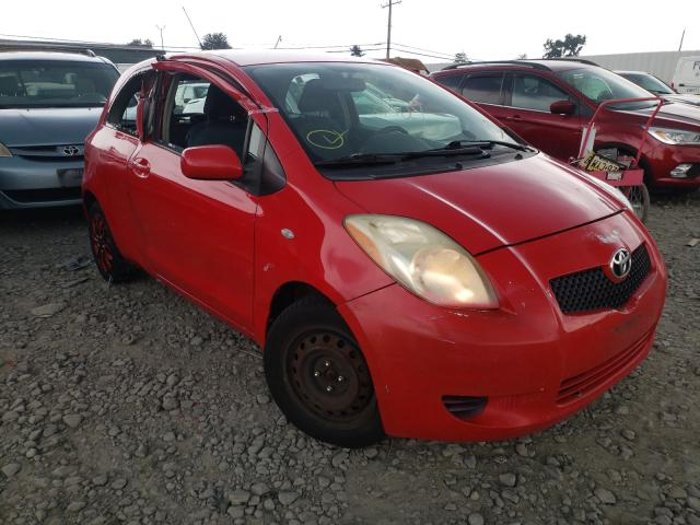 Salvage cars for sale from Copart Windsor, NJ: 2007 Toyota Yaris
