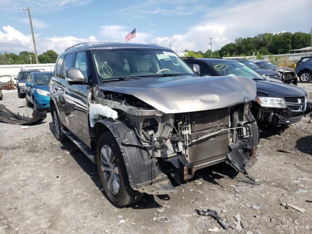 Infiniti salvage cars for sale: 2015 Infiniti QX80