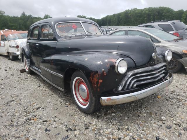 Oldsmobile salvage cars for sale: 1948 Oldsmobile 632