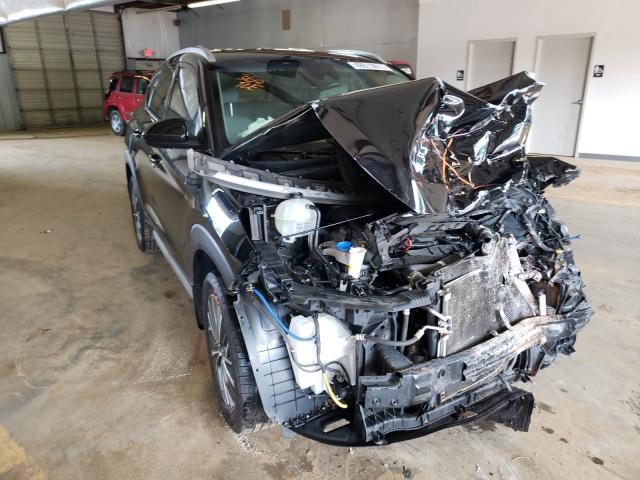Vehiculos salvage en venta de Copart Mocksville, NC: 2019 Hyundai Tucson Limited