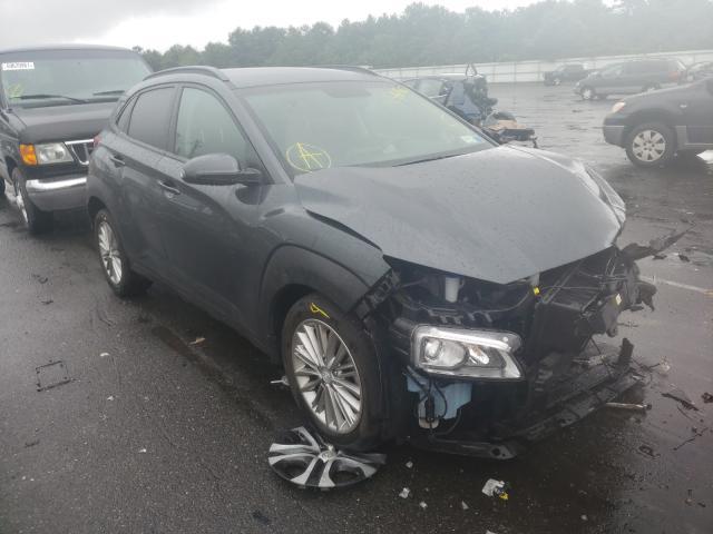 Hyundai Kona salvage cars for sale: 2018 Hyundai Kona