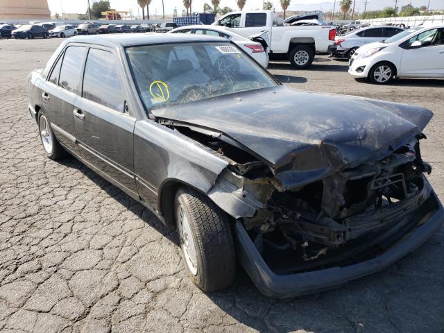 Mercedes-Benz 300 E salvage cars for sale: 1988 Mercedes-Benz 300 E