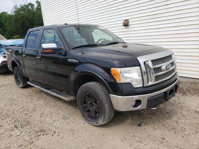 2010 Ford F150 Super en venta en Northfield, OH