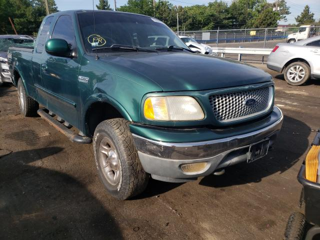 Salvage cars for sale from Copart Denver, CO: 1999 Ford F150