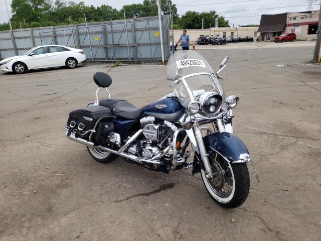 Harley-Davidson salvage cars for sale: 1999 Harley-Davidson Flhrci