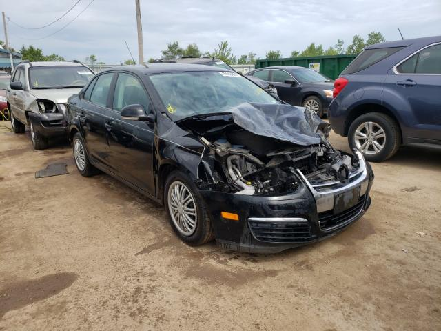 Salvage cars for sale from Copart Pekin, IL: 2008 Volkswagen Jetta S