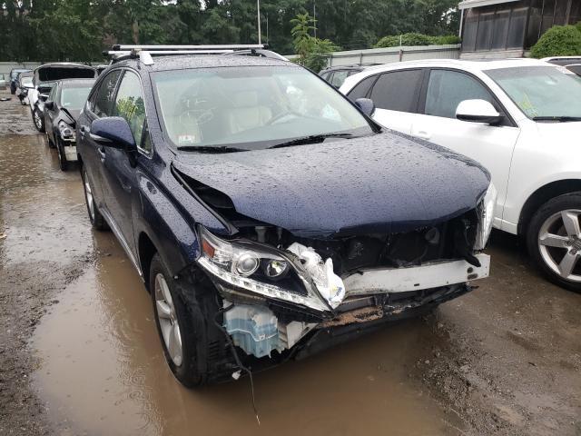 Vehiculos salvage en venta de Copart North Billerica, MA: 2014 Lexus RX 350 Base