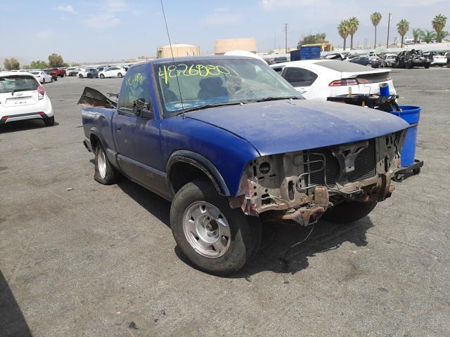 Vehiculos salvage en venta de Copart Colton, CA: 2001 Chevrolet S Truck S1