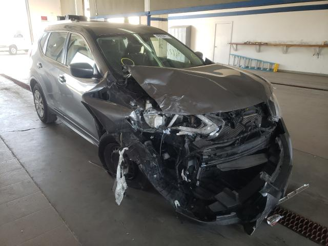 Salvage cars for sale from Copart Pasco, WA: 2020 Nissan Rogue S