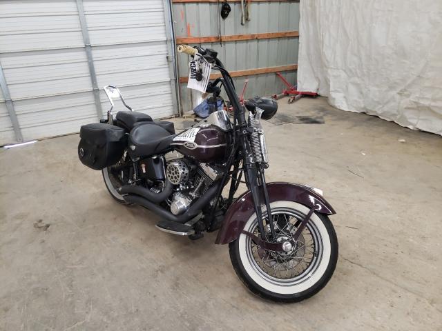 Harley-Davidson Flsts salvage cars for sale: 2005 Harley-Davidson Flsts