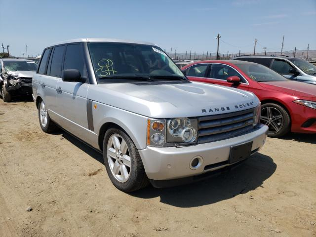 Salvage cars for sale from Copart San Martin, CA: 2003 Land Rover Range Rover