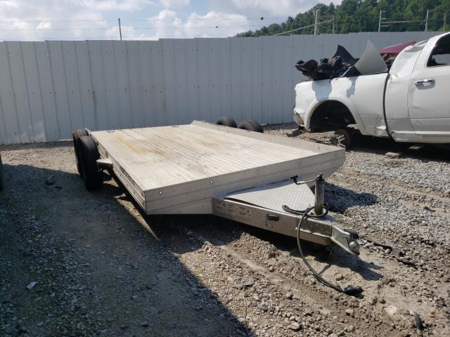 Salvage cars for sale from Copart Hurricane, WV: 2011 Featherlite Mfg Inc Trailer