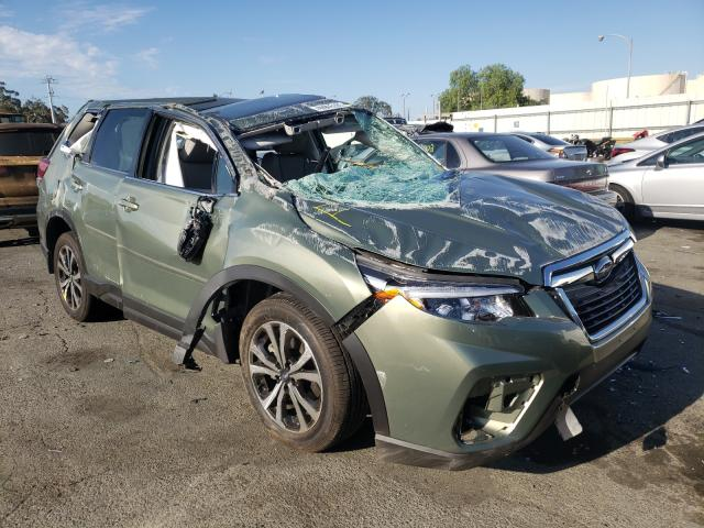 Vehiculos salvage en venta de Copart Martinez, CA: 2020 Subaru Forester L