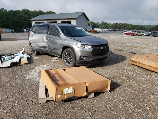 Salvage cars for sale from Copart York Haven, PA: 2021 Chevrolet Traverse R