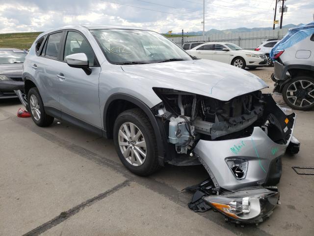 Mazda CX-5 salvage cars for sale: 2016 Mazda CX-5