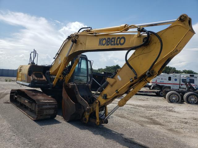 Salvage cars for sale from Copart Apopka, FL: 2016 Kobe Excavator