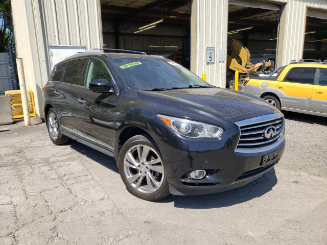 Salvage cars for sale from Copart Portland, OR: 2014 Infiniti QX60