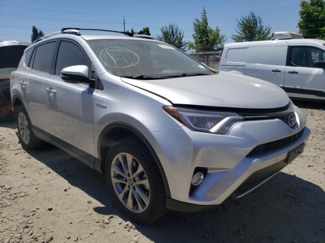 2016 Toyota Rav4 HV LI en venta en Eugene, OR