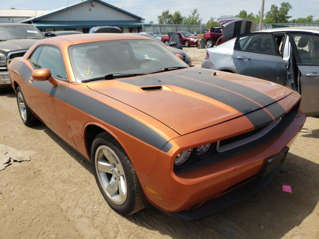 Salvage cars for sale from Copart Pekin, IL: 2011 Dodge Challenger