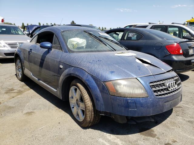 Vehiculos salvage en venta de Copart Vallejo, CA: 2003 Audi TT