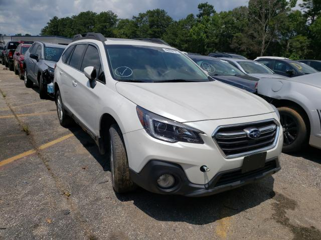 Salvage cars for sale from Copart Austell, GA: 2019 Subaru Outback 2